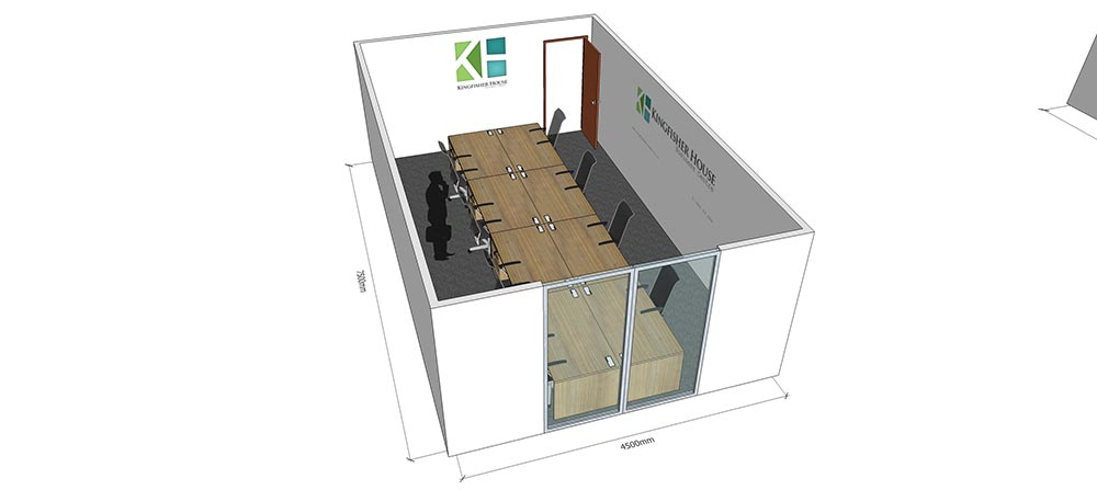 Kingfisher House - Office 25